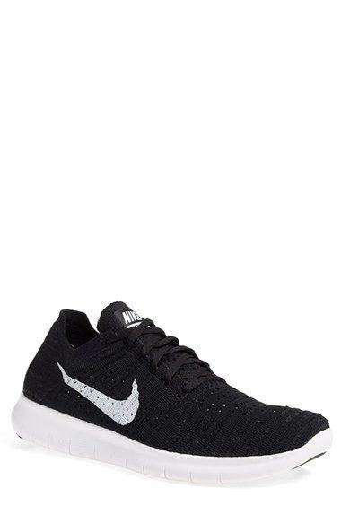 Nike Free Run Chaussures Pour Hommes De Bout D'aile En Noir Et Blanc images de dégagement vente Boutique amazone jeu 03VSa6