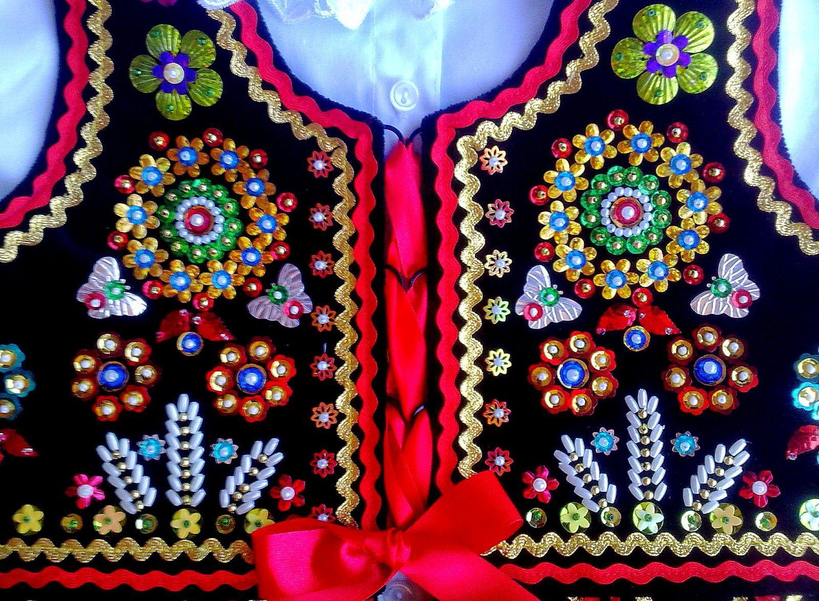 Rekodzielo Folk Embroidery Crafts Festival Captain Hat