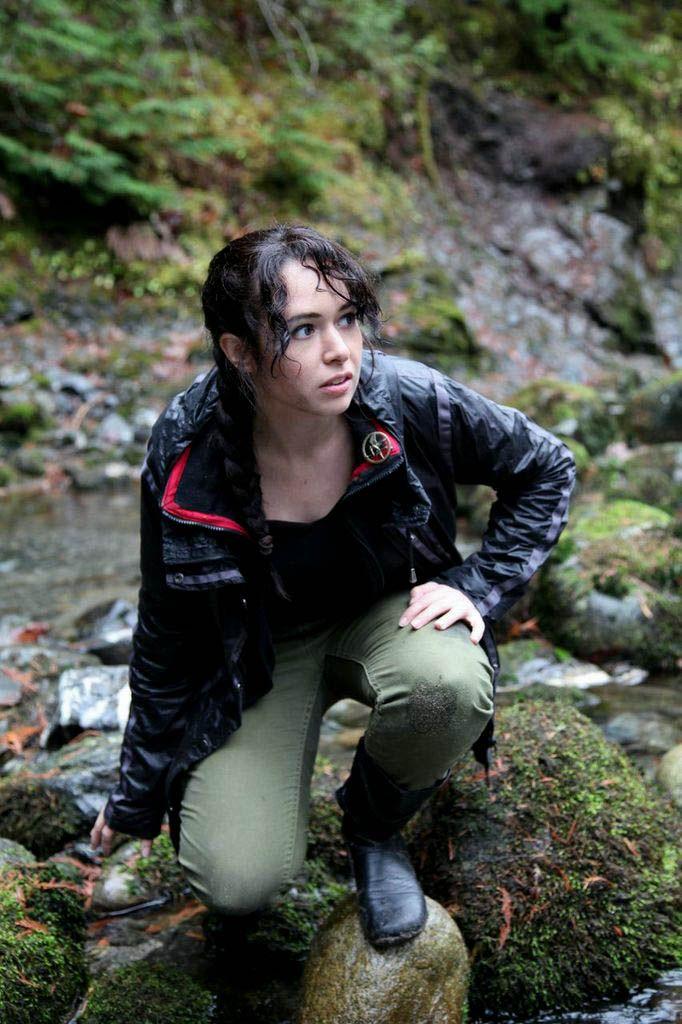 Download Jodelle Ferland Hunger Games Background - Nurin