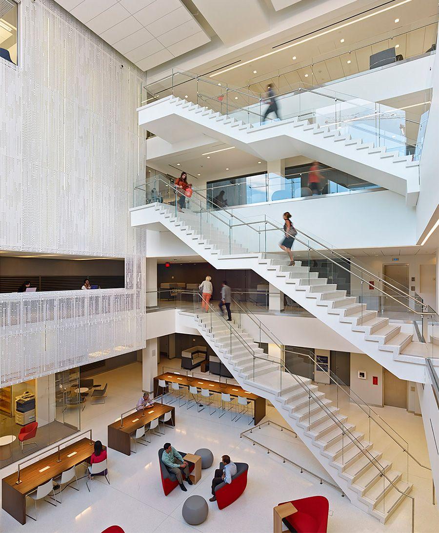 Georgetown University School Of Continuing Studies Washington DC By STUDIOS Architecture