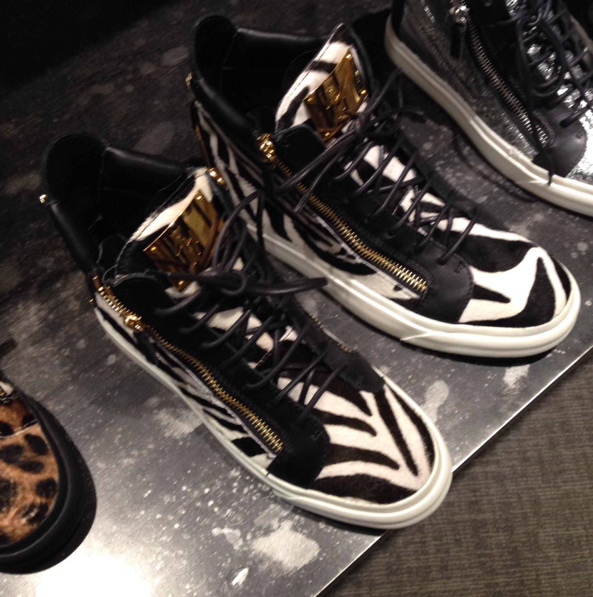 Giuseppe Zanotti sneakers (men) @Saks