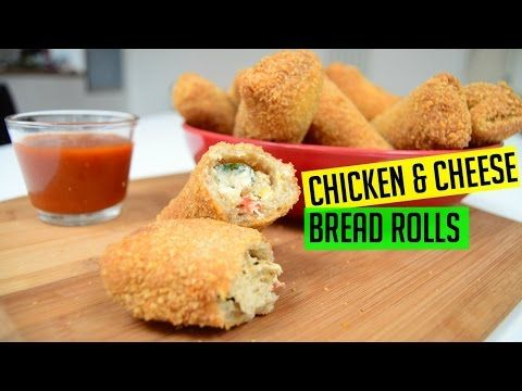 Bread rolls with chicken and cheese indian cooking recipes cook bread rolls with chicken and cheese indian cooking recipes cook with anisa ramadan forumfinder Image collections