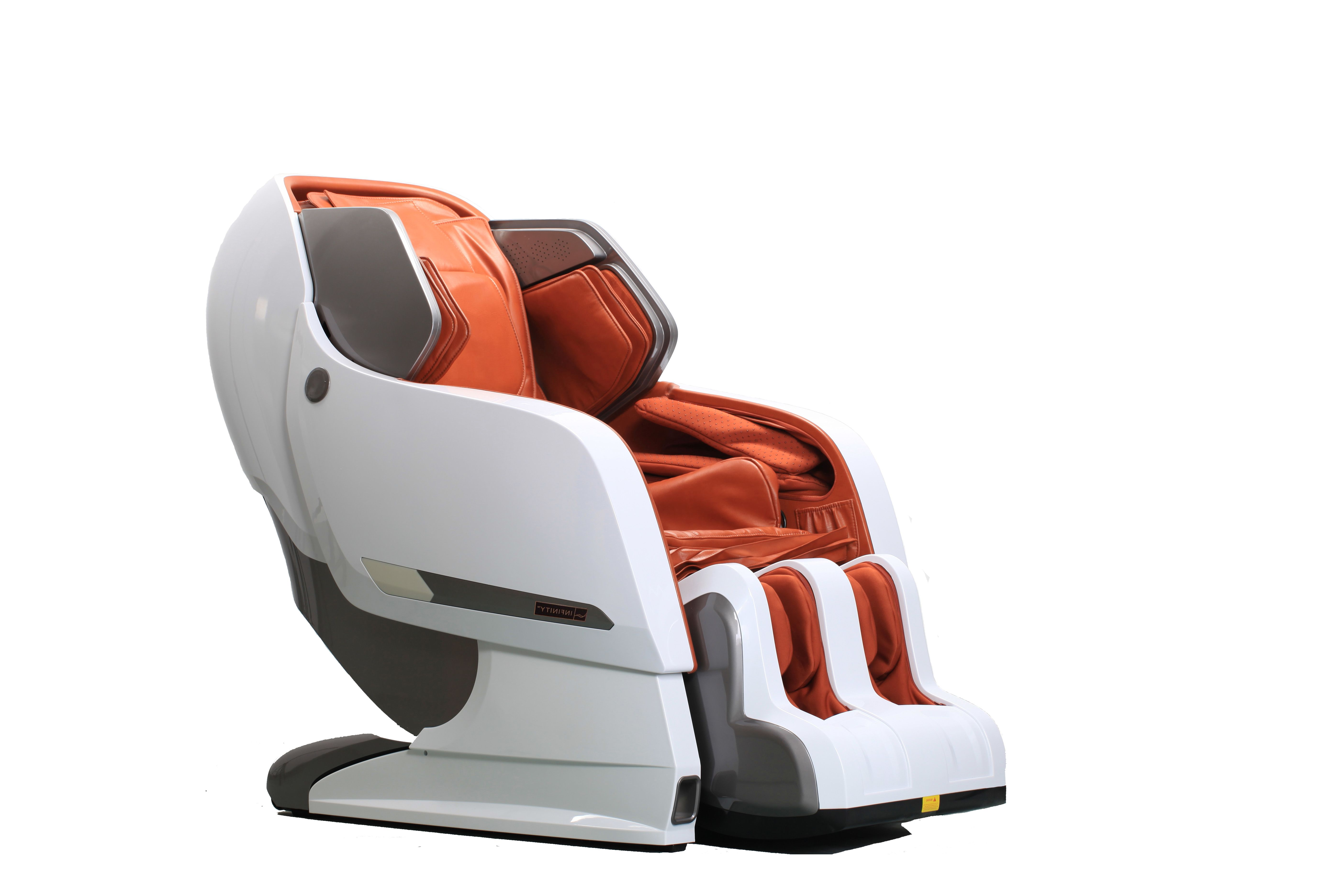 Product Features Include Two Zero Gravity Positions New Spinal Correction New Accu Roll Shoulder Mas Massage Chair Massage Chairs Blue Velvet Dining Chairs