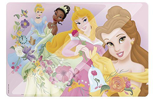 Zak Designs Placemat with Disney Princesses BPAfree Plastic *** See this great product.