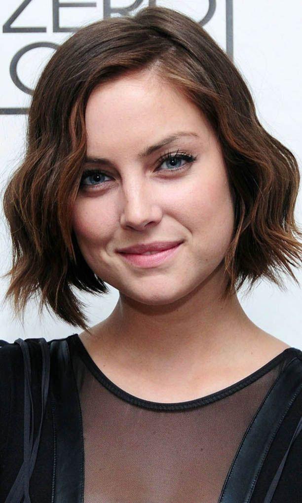 Tagli di capelli corti mossi 2014
