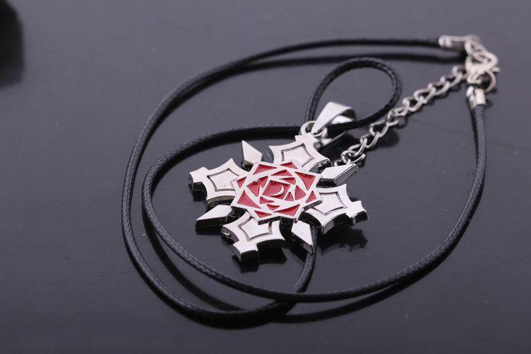 Vampire Knight ring necklace UK