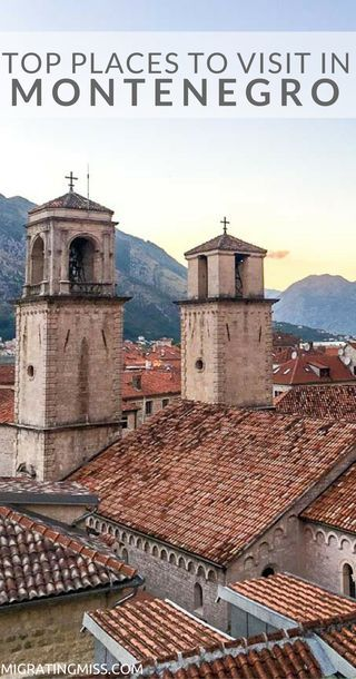Top Places You Must See When You Visit Montenegro - Visit this hidden gem in Europe this summer for some of Europe's oldest history and a unique place to visit!