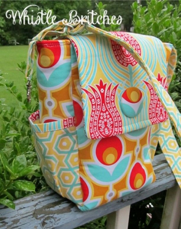 A Unique Baby Shower Gift Or For New Mom Custom Diaper Bag