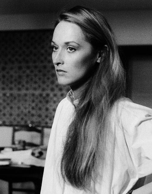 Meryl Streep in Manhattan (1979) <3