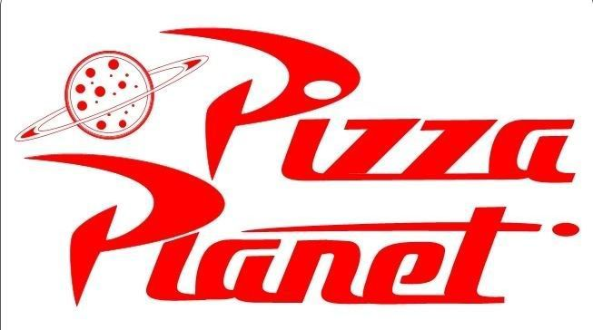 Pizza Planet Logo Printable Google Search Nigel S 12th Bday In