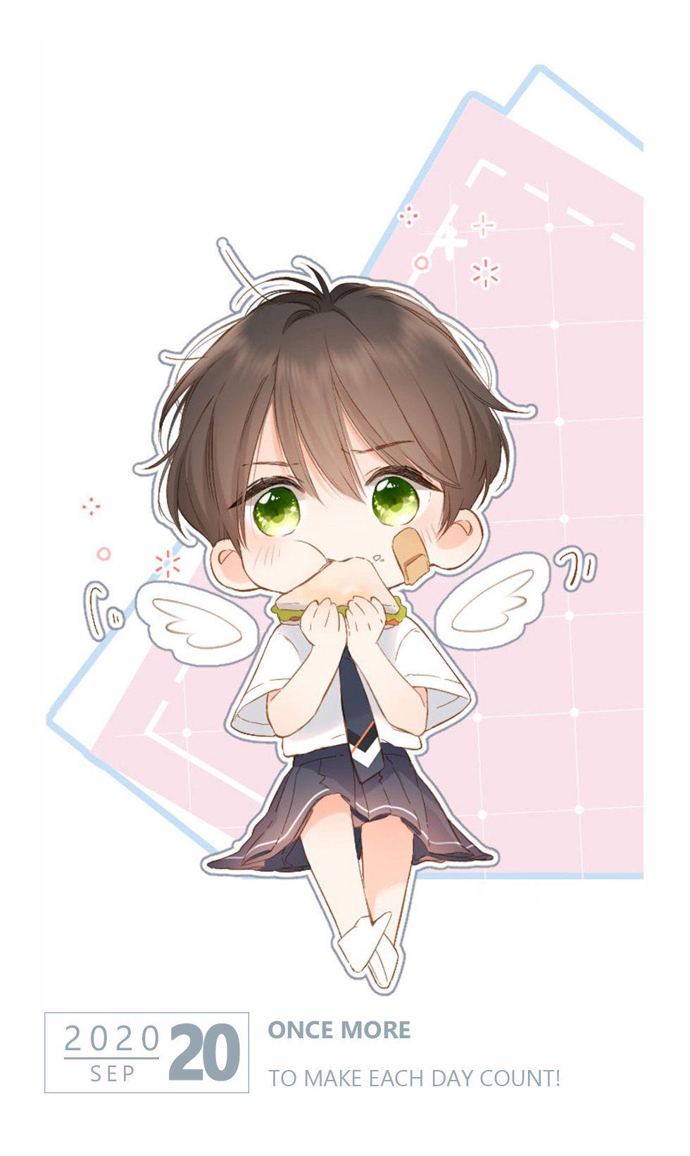WebComics App | Chibi anime kawaii, Cute anime chibi, Anime chibi