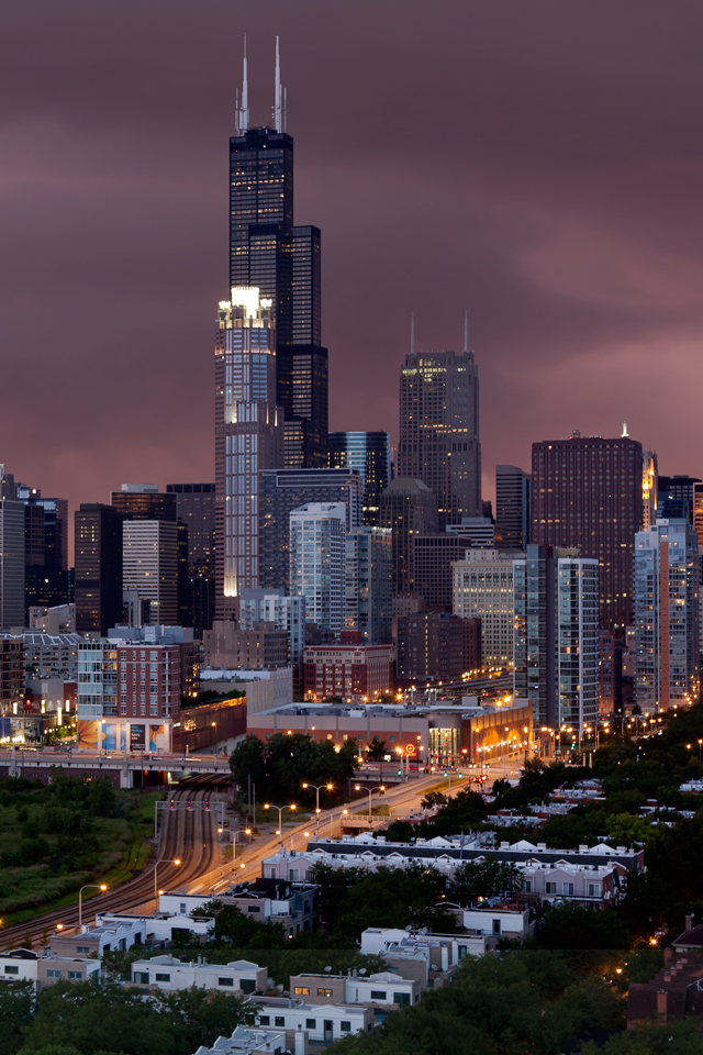 For iphone 4/4S   Art worth framing   Pinterest   Chicago, City and ...