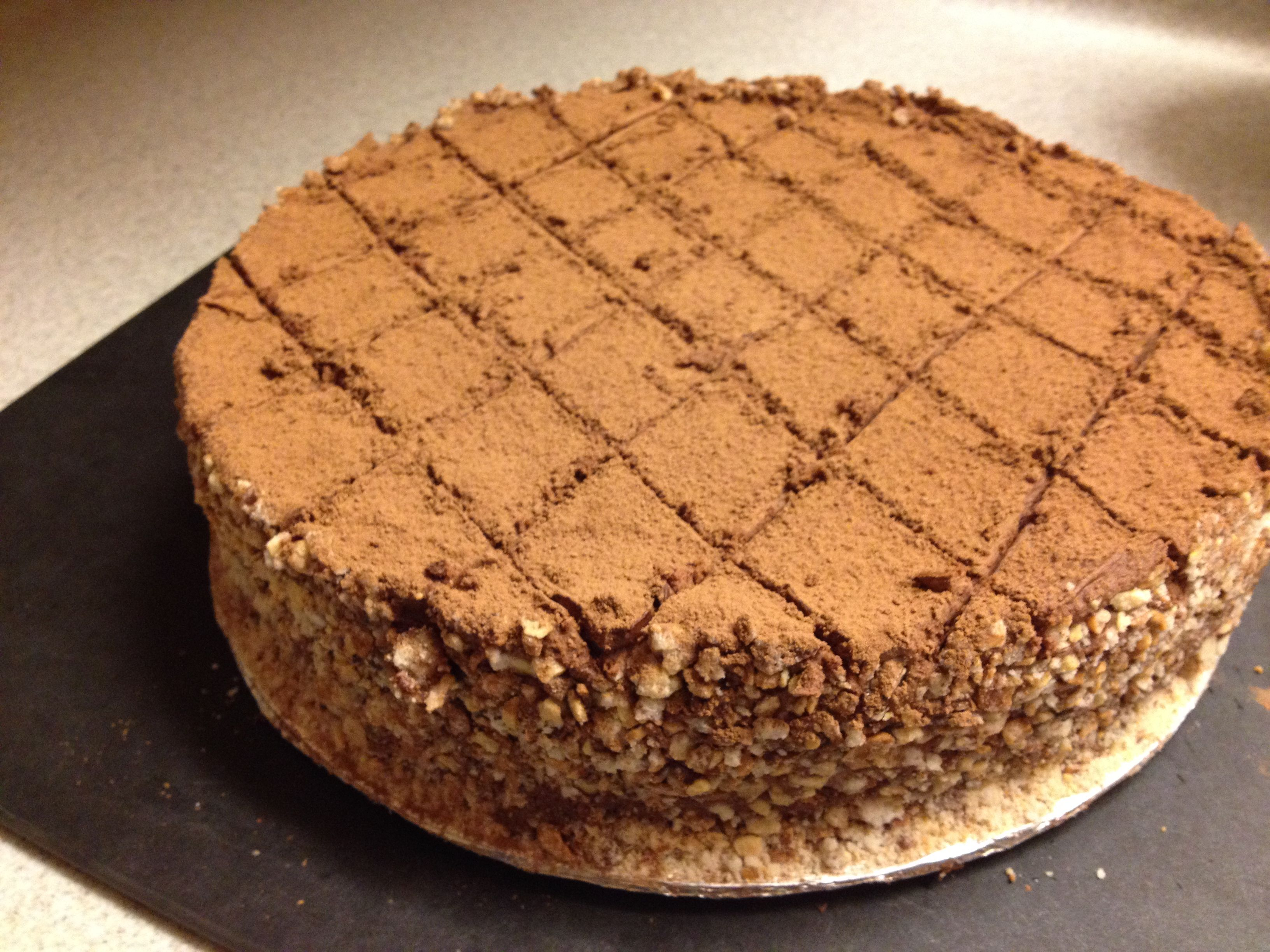 Chocolate Eminence Cake Recipe An Excellent Celebration So