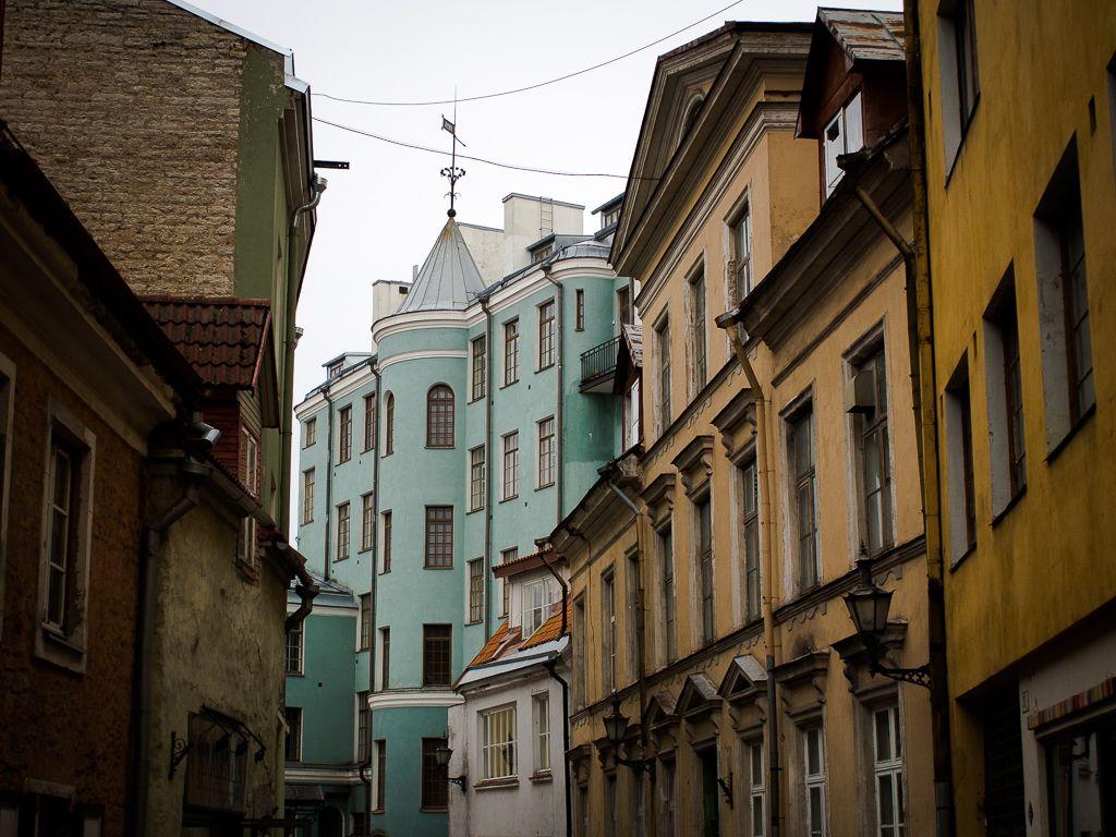 Tuulen naapurina/Tallinn