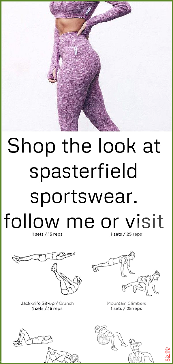 Shop the look at spasterfield sportswear follow me or visit www spasterfield for more women  20 Shop...