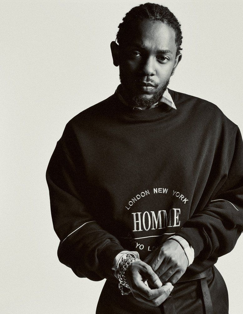 Kendrick Lamar By Gregory Harris For Interview Magazine