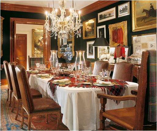 High Quality Key Interiors By Shinay: English Country Dining Room Design Ideas