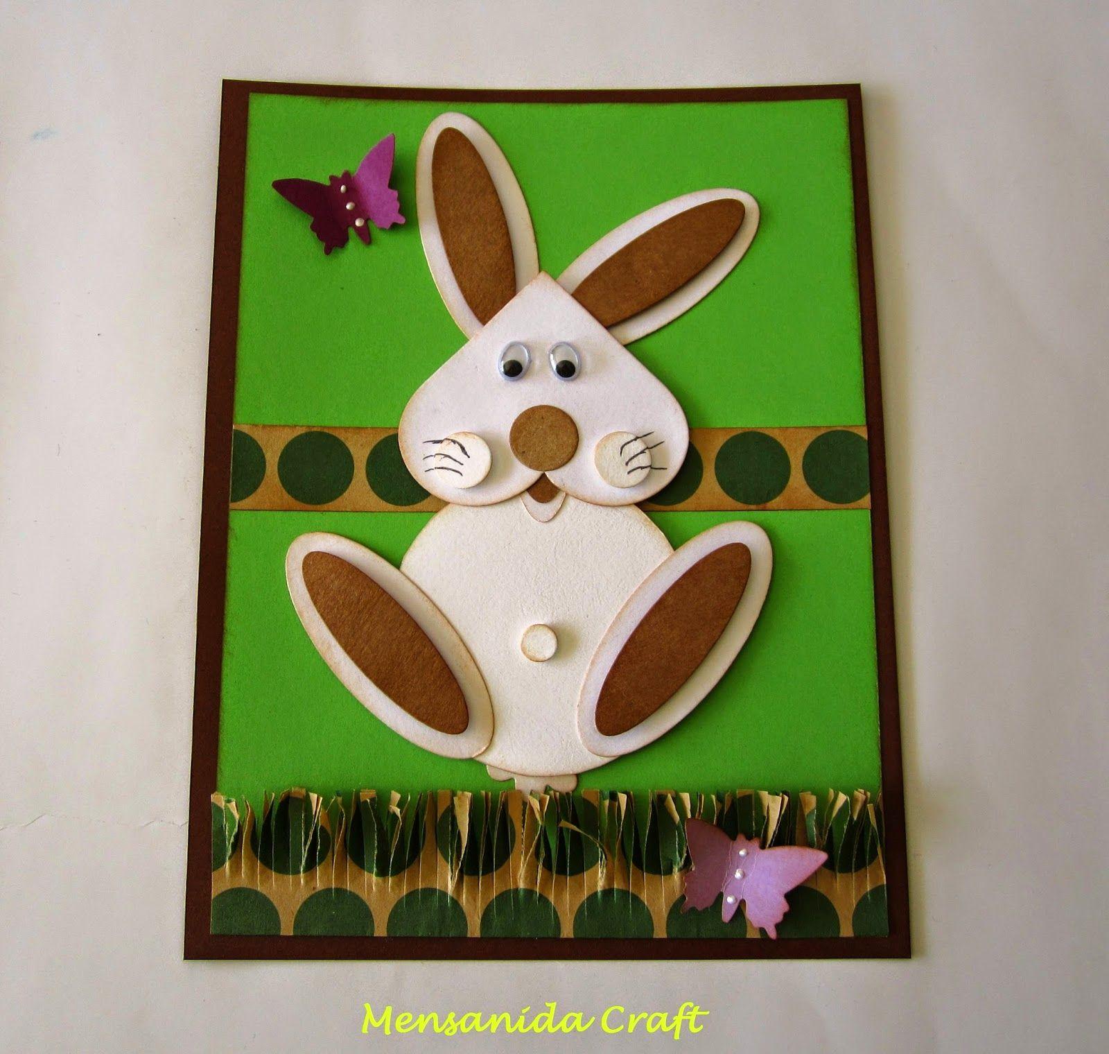 Mensanida craft: Felices Pascuas a todo el mundo!