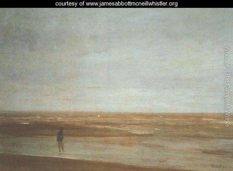 Sea and Rain - James Abbott McNeill Whistler - www ...