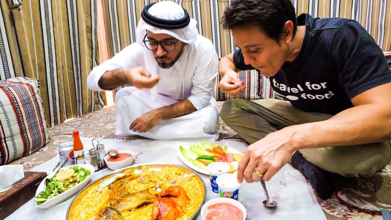 The Ultimate Dubai Food Tour Street Food And Emirati Cuisine In Dubai Dubai Food Street Food Food