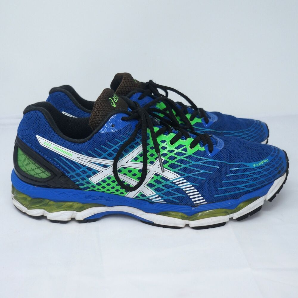 sale retailer e9fa6 16dec Asics Gel Nimbus Running Shoes Men Size 12 T507N #ASICS ...