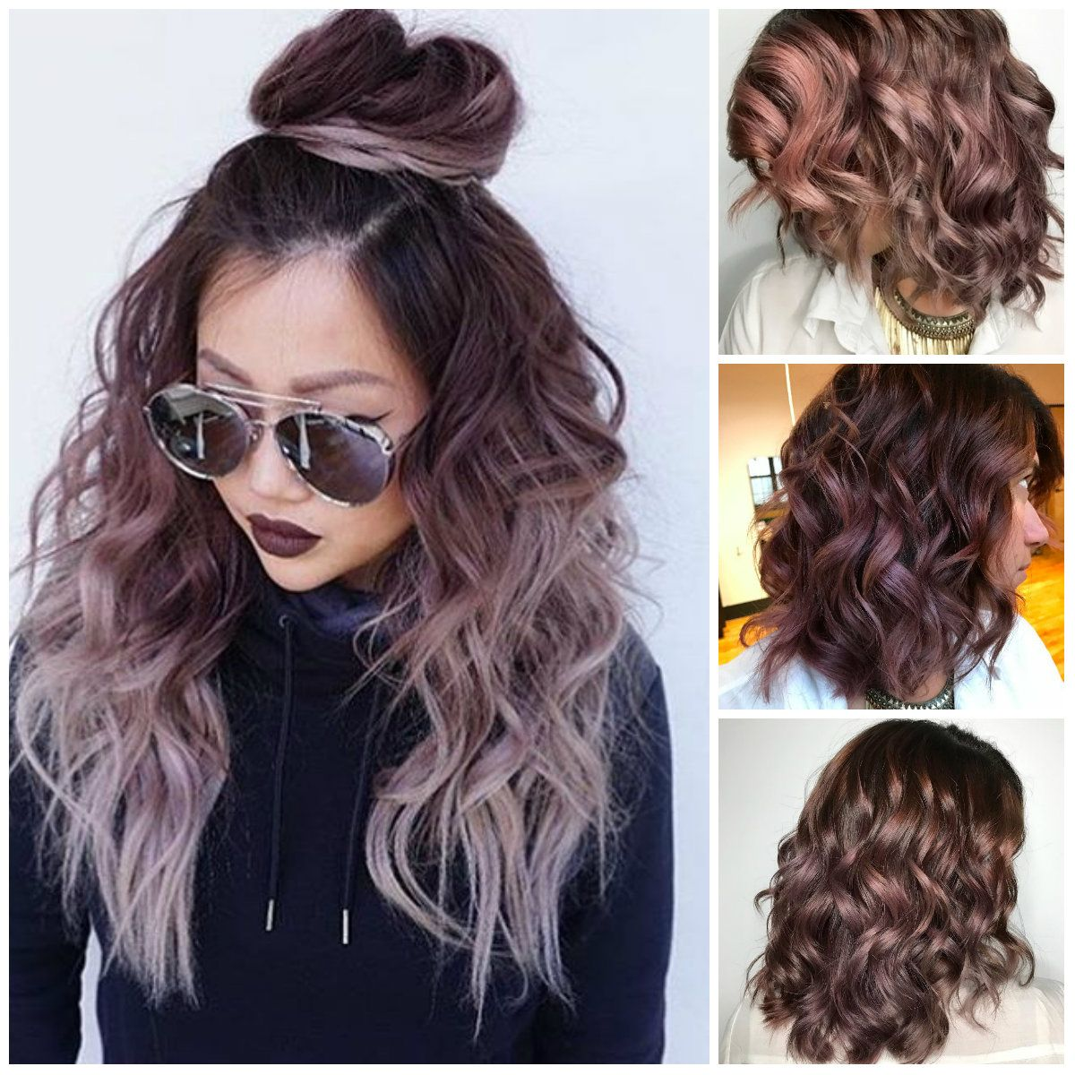 New Hair Color Ideas Amp Trends For 2017  Haircut  Pinterest  Hair Color