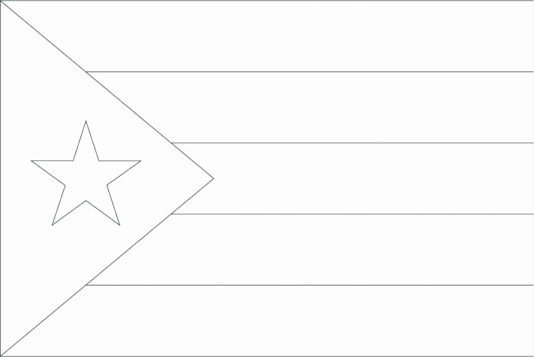 Puerto Rico Flag Coloring Page Elegant Vibrant Creative Puerto Rico Coloring Flag Page Crayola Flag Coloring Pages Coloring Pages Truck Coloring Pages