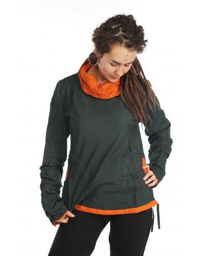 Джемперы, пуловеры и худи - женские кофты с длинным рукавом