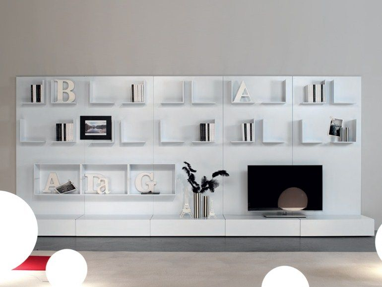 Ensemble Mural Composable Modulable Sistema Magnetika Collection Magnetika Elementi By Ronda Design Decoration Interieure Rangement Modulaire Stockage De Mur