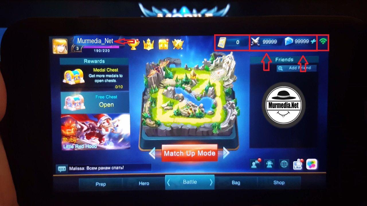 apk editor hack mobile legends