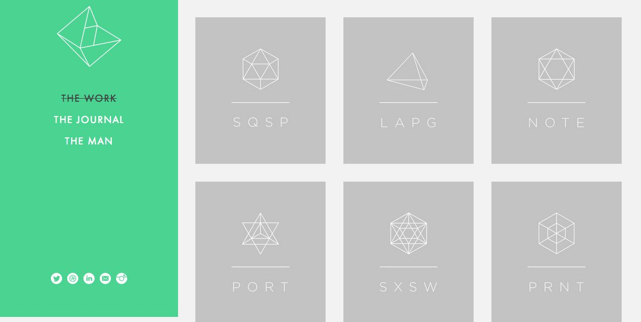 Flat design examples: 15+ innovative flat design websites | Flat ...