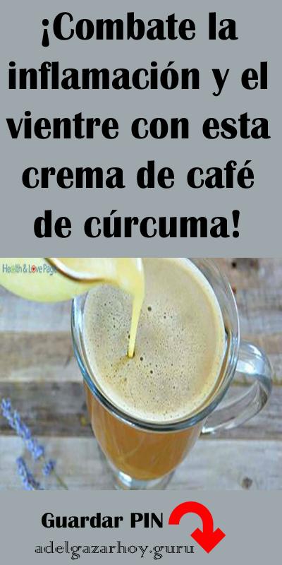 Crema de cafe para adelgazar