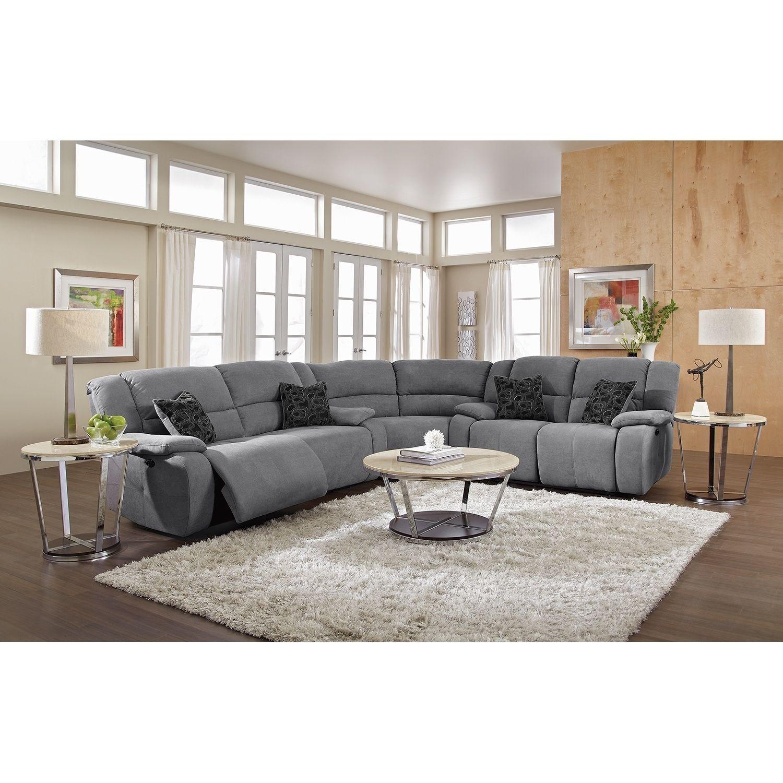 Fabric Corner Sofa Set Designs Ideas in Modern Living Room Design