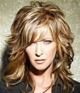Medium Length Hairstyles For Women Over 40 Inspiration Shoulder Length Hair Styles For Women Over 40  Bing Images  Stitch