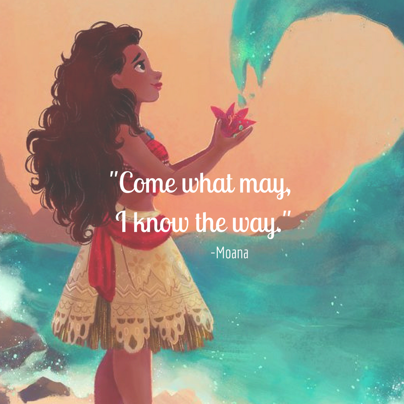 Moana Is A True Millennial And Boss Babe Find Out What Makes Her