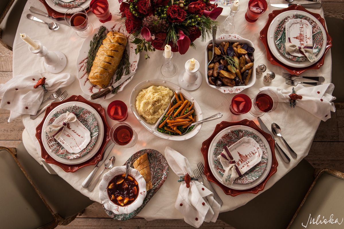 Juliska Christmas Dinnerware | Holidays | Pinterest | Kitchen store ...