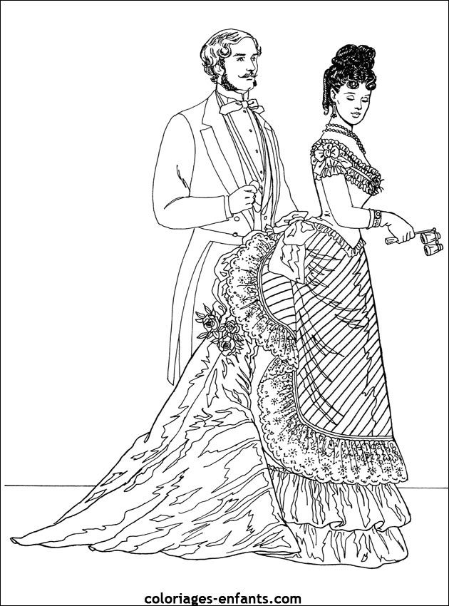 Pin by Stefanie Palmer on Victorian Coloring Pages