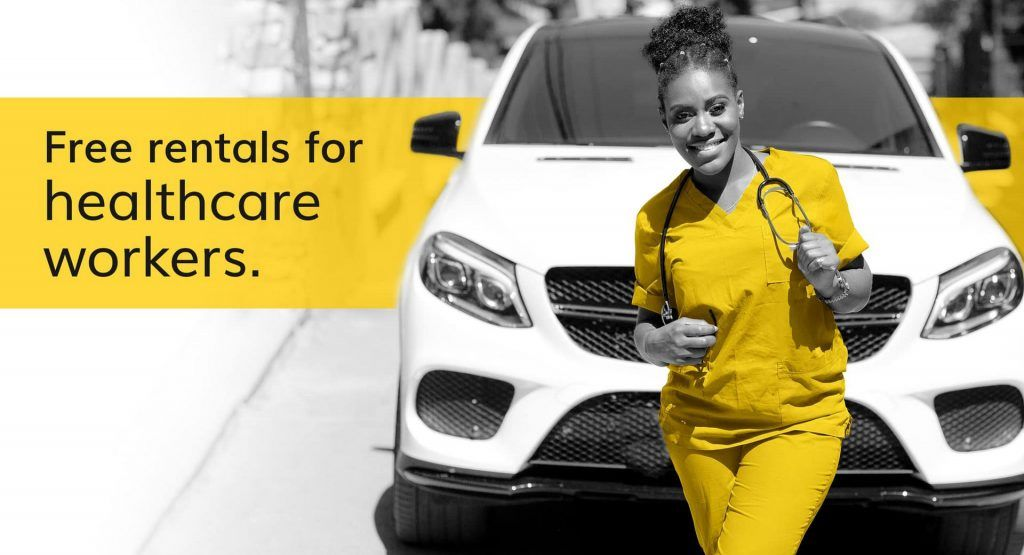 Hertz Giving Free Rental Cars To New York City Healthcare Workers