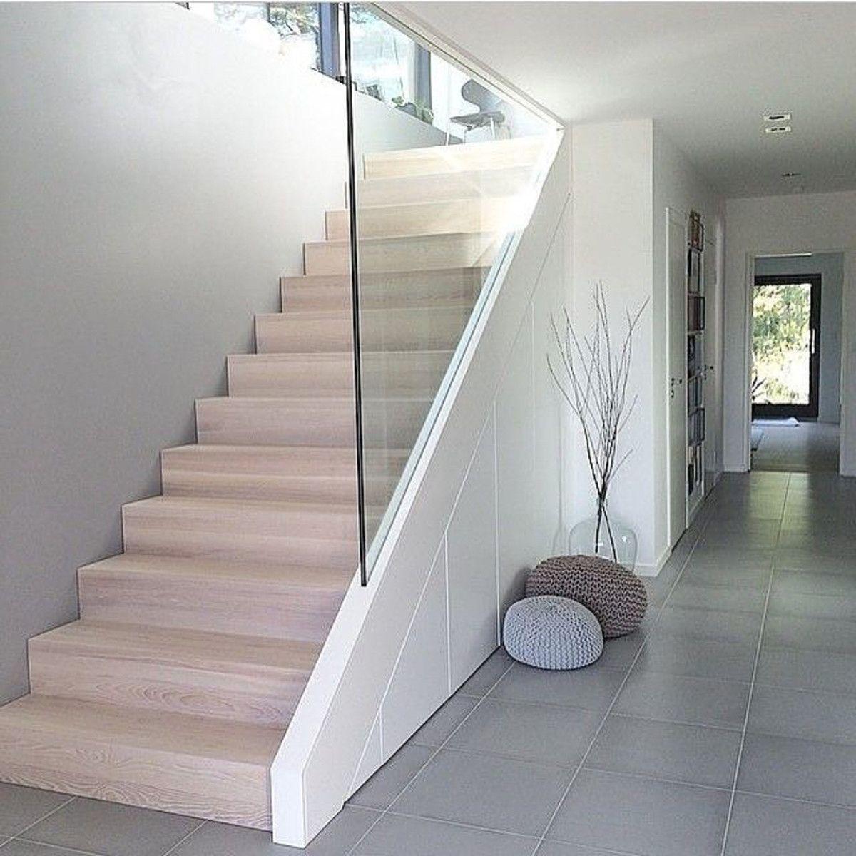 Minimal Interior Design Inspiration | Staircase design ...