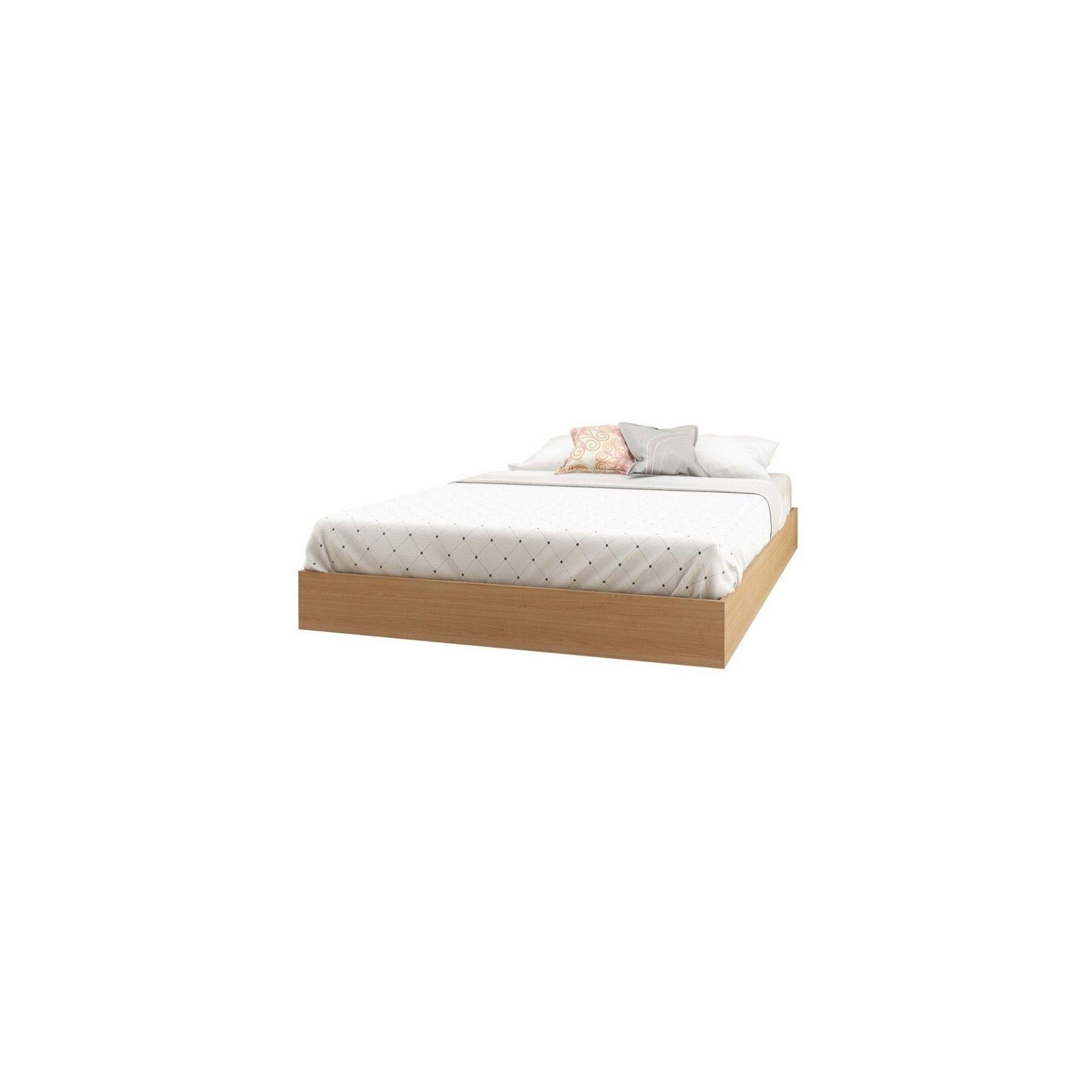3d75a7d09274 Stockholm Full Size Platform Bed - Natural Maple - Nexera