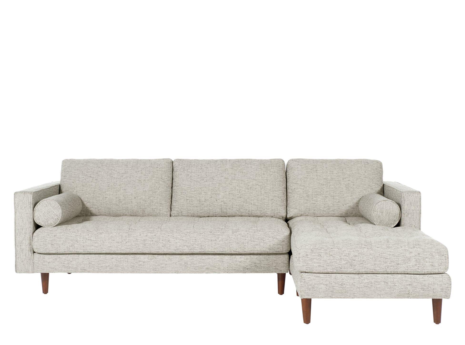 Made Grey Basketweave Sofa Corner Sofa Sofa Black Sofa