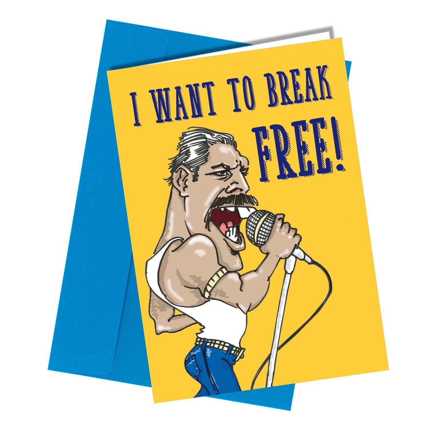 #1319 Break Free