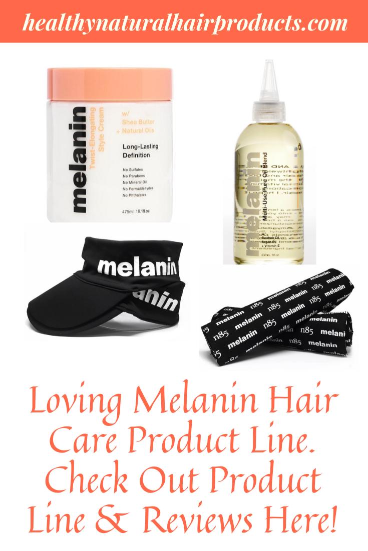 Naptural85 Melanin Hair Care BlackOwned Business Alert