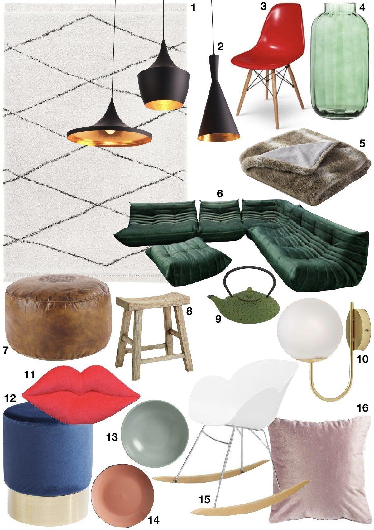Style éclectique : Lu0027Intérieur De Théo Bert Pot   Clem Around The Corner