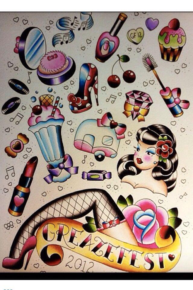 love of . tattoos