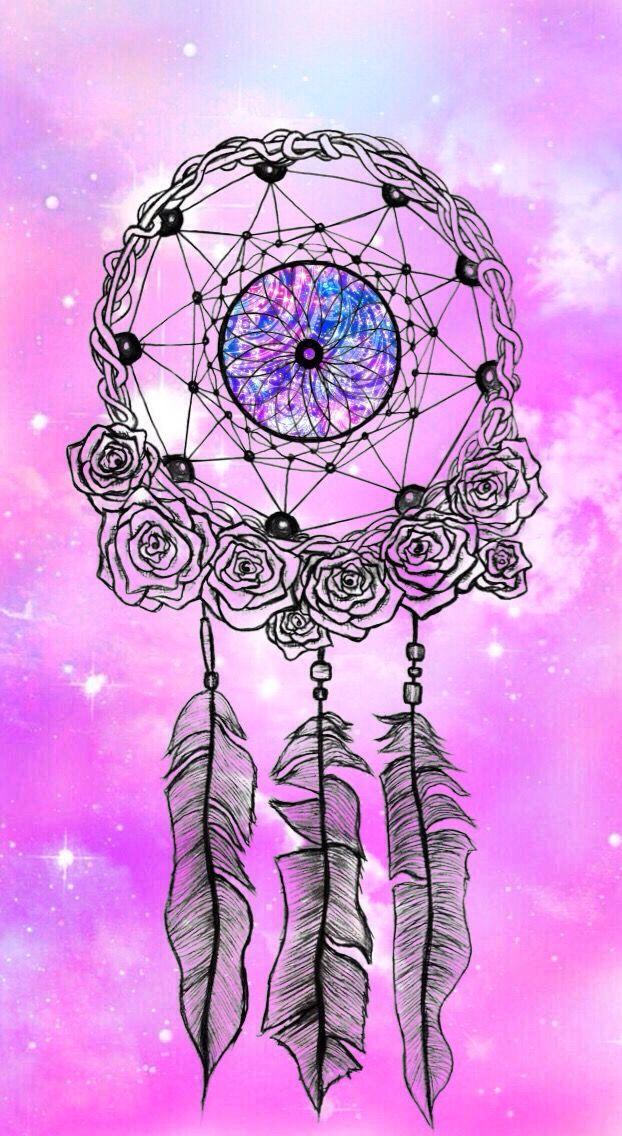 Wallpaper...By Artist Unknown... Dreamcatcher wallpaper