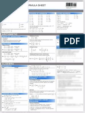 GMAT-Math-Formula-Sheet-Preview.pdf | Alge cheat sheet ... on racing cheats, logo cheats, word cheats, tax cheat, math cheats,
