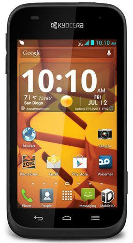 outlet store ca124 71734 Kyocera Hydro Edge (Boost Mobile) nice like new waterproof cell ...