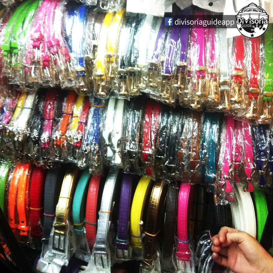 Belts for wholesale at #168Mall Divisoria :) Download DivisoriaGuide