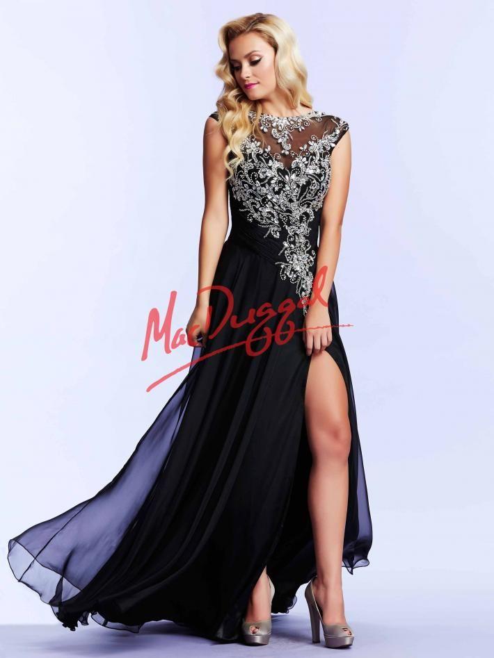 Black Taffeta Prom Dresses McDougal
